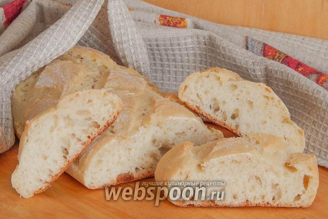 Фото Хлеб на рисовой заварке