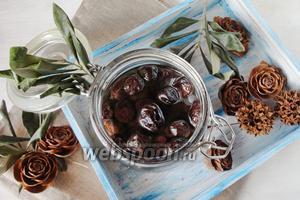 Оливки в масле