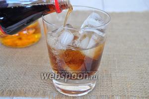 Добавить Кока-Колу.