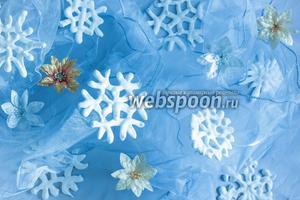 Безе «Снежинки»