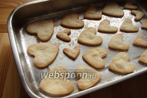 Наши печенья остужаем и можно кушать! Приятного аппетита!