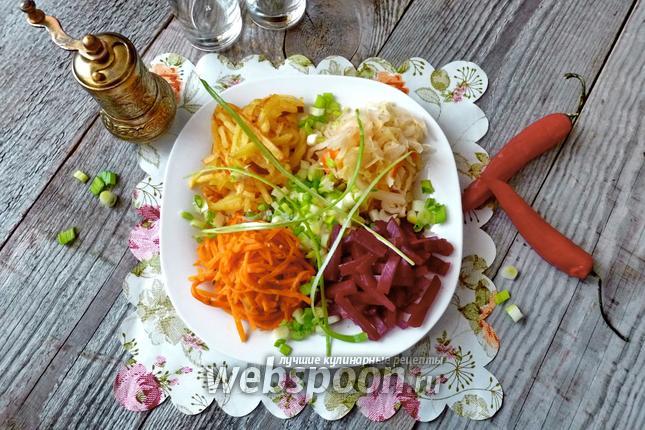 Фото Татарский салат