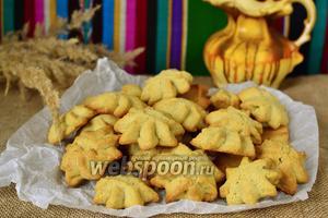 Печенье домашнее «От бабушки»