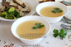 Суп-пюре куриный диетический