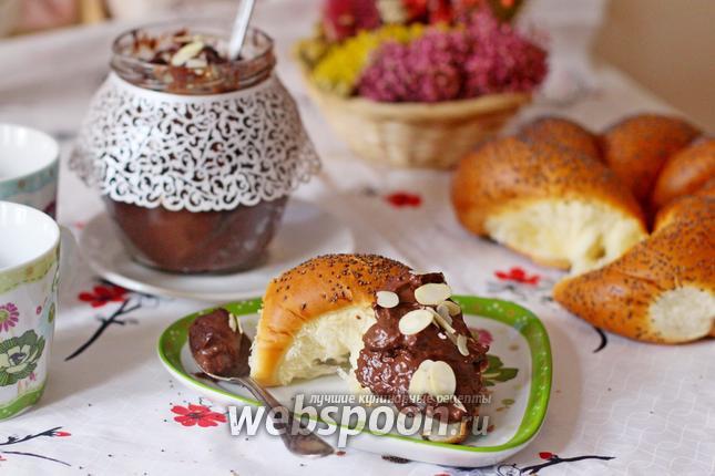 Фото Шоколадная паста