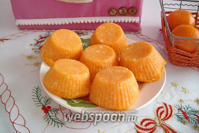 Фото Сырники с морковью в мультиварке