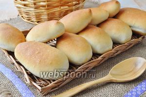Постные пирожки с папоротником и капустой