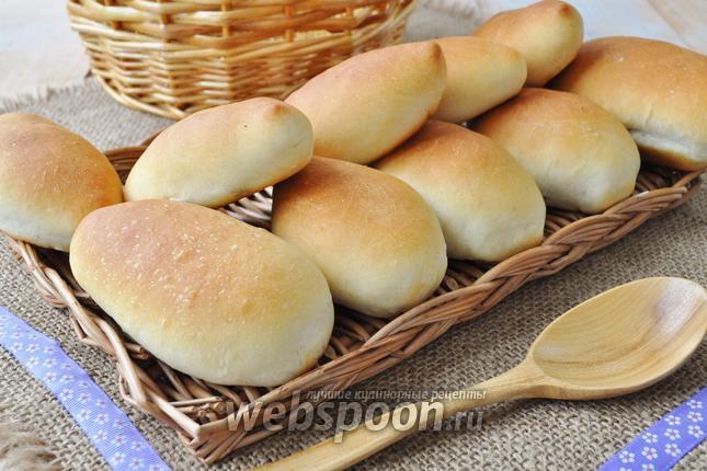 Фото Постные пирожки с папоротником и капустой