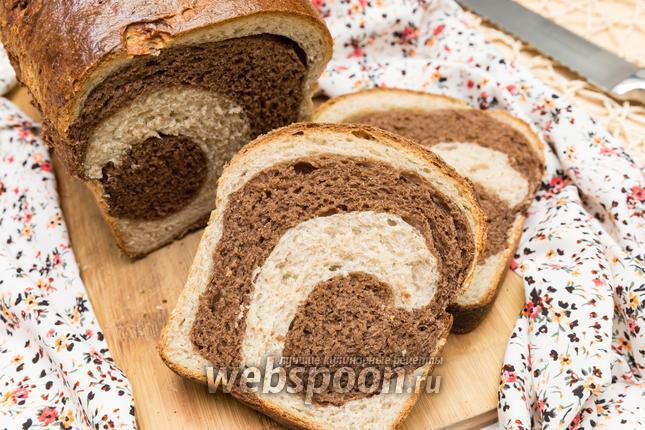 Фото Ржаной хлеб с какао