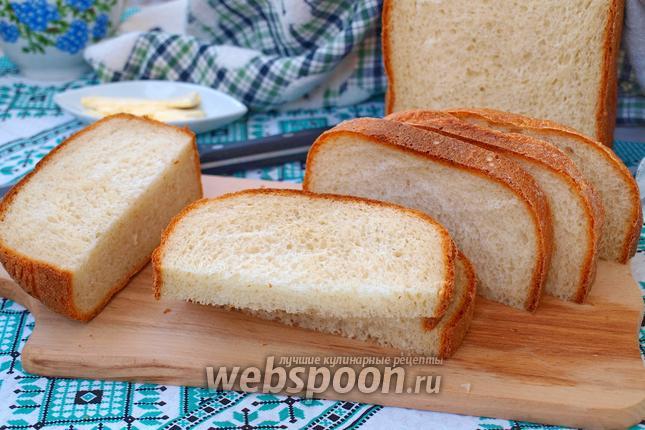 Фото Творожный хлеб в хлебопечке