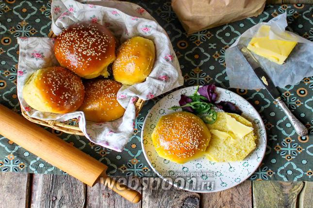 Фото Булочки для гамбургеров