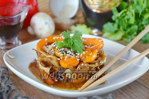 Овощи по-китайски