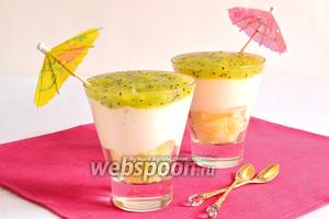 Десерт «Нежность»