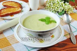 Суп Пармантье