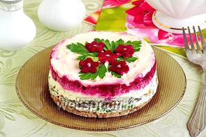 Салат «Радушие»