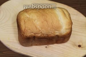 Чтобы сделать панировочные сухари в домашних условиях нам понадобится белый хлеб.