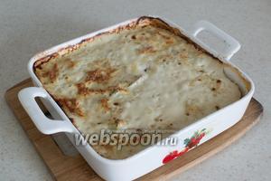 Запекайте в духовке при 200°С в течении 30-40 минут. В общем до готовности и румяного цвета. Приятного аппетита!