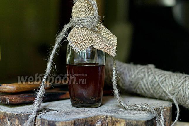 Рецепт Ванильный экстракт