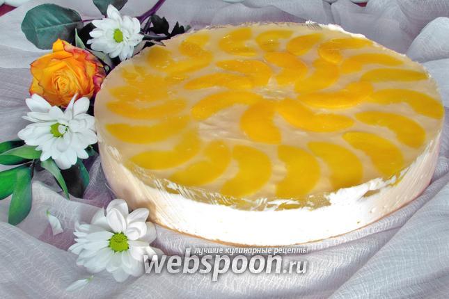 Фото Диетический торт