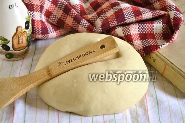 тесто на вареники рецепт на воде