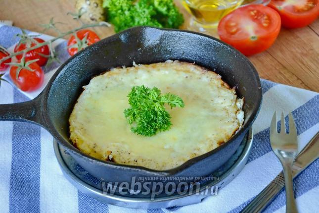 Фото Омлет с сыром