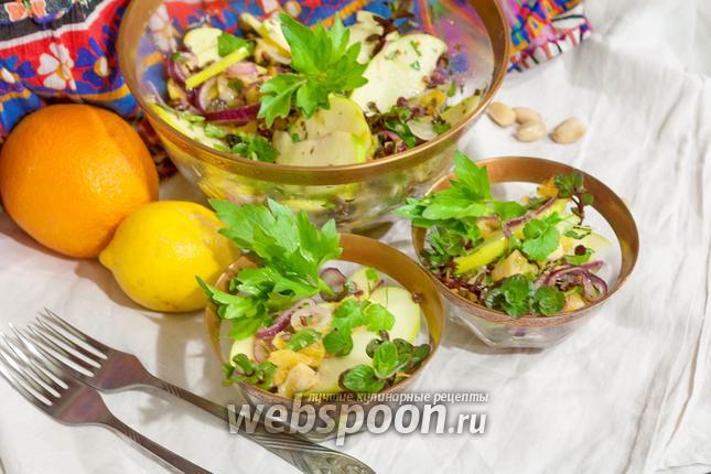 Фото Барселонский салат