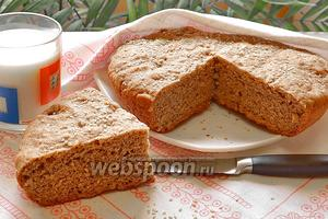 Хлеб «Сельский» в мультиварке