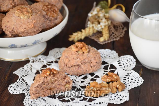 Фото Японское печенье из фасоли