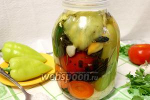 Ассорти овощное на зиму