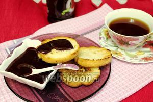«Живое варенье» из черники, брусники и клубники