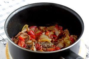 Попробовать готовое блюдо и добавить чего не хватает.