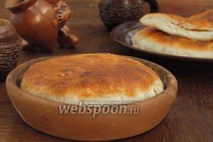 Хачапури тбилисские