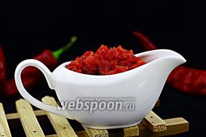 Конфитюр из горького перца