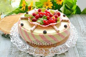 Праздничный торт «Восторг»