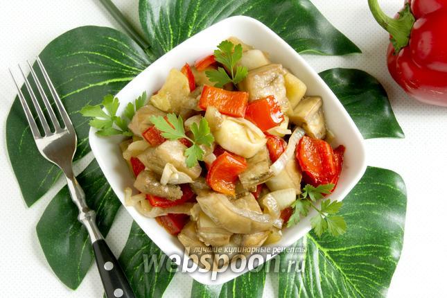 Овощи запеченные в духовке рецепт с фото пошагово с соевым соусом