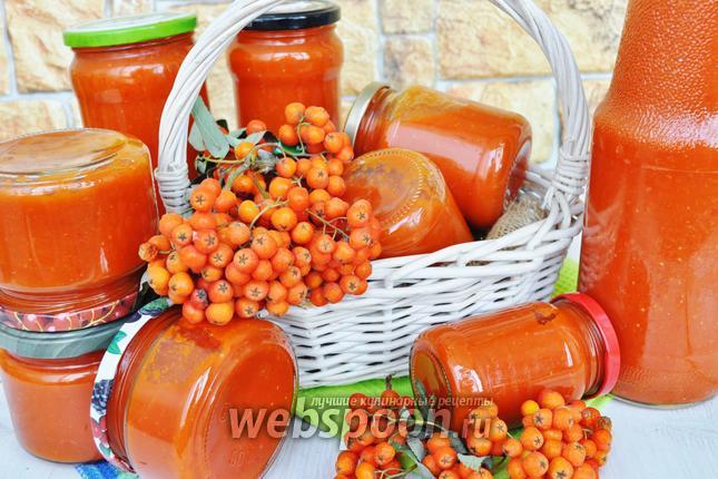 Фото Овощной соус для BBQ на зиму