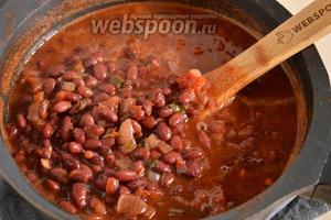 фасоль красная в томатном соусе рецепт с фото