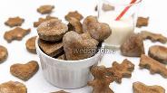 Фото рецепта Творожно-гречневое печенье