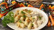 Фото рецепта Палюшки