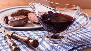 Фото рецепта Баварский вишнёвый соус