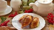 Фото рецепта Дрожжевые пирожки с вишней