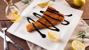 Фото рецепта Жареная рыба-меч