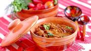 Фото рецепта Паприкаш из говядины