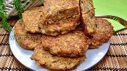 Фото рецепта Котлеты из рыбных консервов