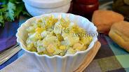 Фото рецепта Американский картофельный салат