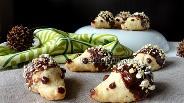 Фото рецепта Печенье «Ёжики»