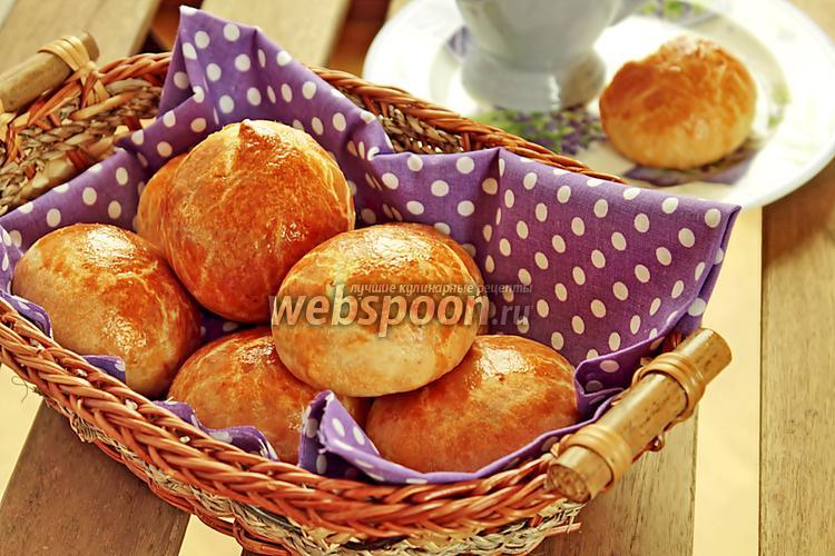 Фото Хлебные булочки с сыром