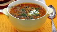 Фото рецепта Щи из квашеной капусты с грибами