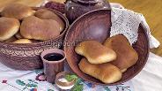 Фото рецепта Хачапури с козьим творогом