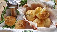 Фото рецепта Творожные булочки универсальные